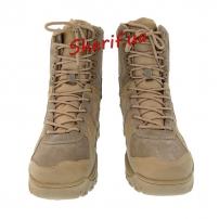 Ботинки MIL-TEC патрульные на одной молнии COYOTE, 12822305-3
