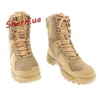 Ботинки MIL-TEC патрульные на одной молнии COYOTE, 12822305-4
