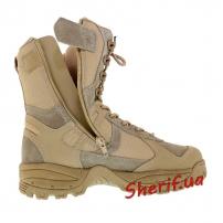 Ботинки MIL-TEC патрульные на одной молнии COYOTE, 12822305-5