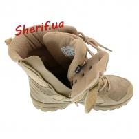 Ботинки MIL-TEC патрульные на одной молнии COYOTE, 12822305-6