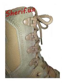 Ботинки MIL-TEC патрульные на одной молнии COYOTE, 12822305-7