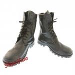 Берцы (ботинки) военные меховые ОМОН