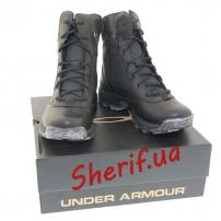 Ботинки Under Armour Tactical Side Zip Black