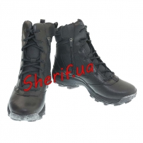 Ботинки Under Armour Tactical Side Zip Black-2