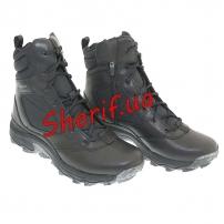 Ботинки Under Armour Tactical Side Zip Black-3