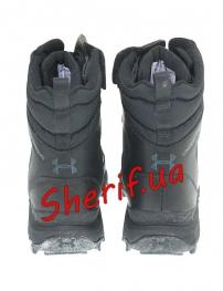Ботинки Under Armour Tactical Side Zip Black-5