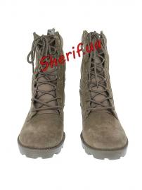 Ботинки  MIL-TEC Tropical  Cordura COYOTE, 12825005 2