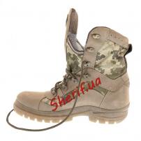 Ботинки летние с высокой берцой Digital ВСУ (модель 3)-4