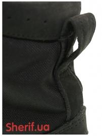 Ботинки кожаные с высокой берцой Black (модель 3)-6
