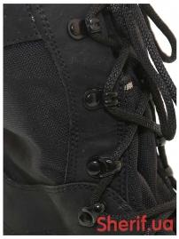 Ботинки кожаные с высокой берцой Black (модель 3)-7