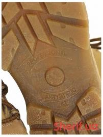 Ботинки с высокой берцой на мембране Coyote (модель 3)-8