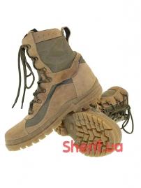 Ботинки с высокой берцой на мембране Khaki (модель 3)