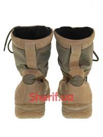 Ботинки с высокой берцой на мембране Khaki (модель 3)-5