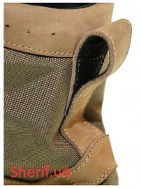 Ботинки с высокой берцой на мембране Khaki (модель 3)-6