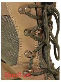 Ботинки с высокой берцой на мембране Khaki (модель 3)-7