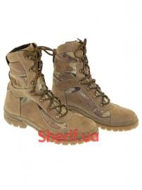 Ботинки с высокой берцой на мембране Multicam (модель 3)-3