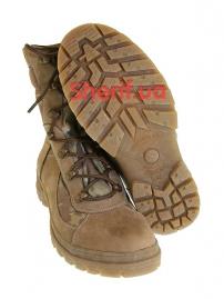 Ботинки с высокой берцой на мембране Multicam (модель 3)-4