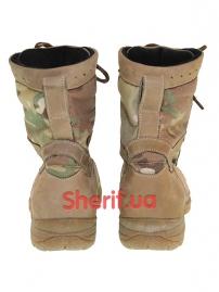 Ботинки с высокой берцой на мембране Multicam (модель 3)-5