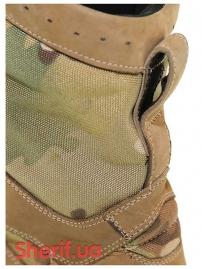 Ботинки с высокой берцой на мембране Multicam (модель 3)-6