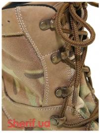 Ботинки с высокой берцой на мембране Multicam (модель 3)-7