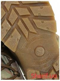 Ботинки с высокой берцой на мембране Multicam (модель 3)-8