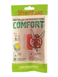 Браслет репеллент от комаров и мошек Кемпинг Protect М/CMG005 (4823082708086)