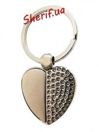 Брелок КА-0222 (сердце)