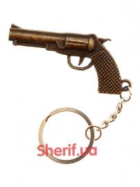 Брелок для ключей Револьвер