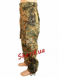 Брюки спецназ MIL-TEC Light Weight Рип-Стоп Flecktarn, 11631121 2