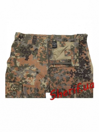 Брюки спецназ MIL-TEC Light Weight Рип-Стоп Flecktarn, 11631121 4