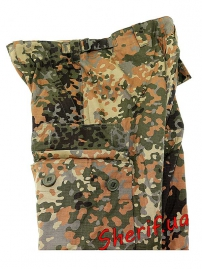 Брюки спецназ MIL-TEC Light Weight Рип-Стоп Flecktarn, 11631121 5
