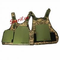 Бронежилет Воин-V, 5+класс (Armox-600T+боковые)-7