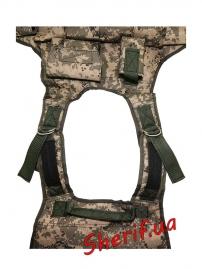 Бронежилет Воин-V, 5+класс (Armox-600T+боковые)-6