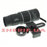 Монокуляр Bushnell 16х52 (с адаптером к смартфону)