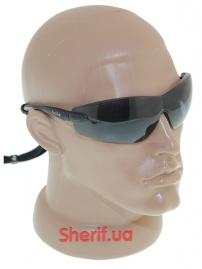 Очки защитные Bolle Cobra с дымчатыми линзами-5