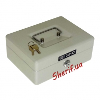 CASH BOX White 200*150*80mm SR-8822N