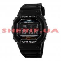 Часы Skmei 1134 BK-Black Digital BOX