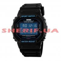 Часы Skmei 1134 BK-Blue Digital BOX