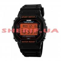 Часы Skmei 1134 BK- Orange Digital BOX