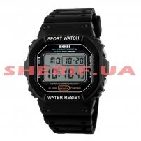 Часы Skmei 1134 BK- White Digital BOX