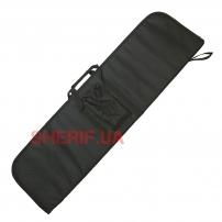 Чехол для помпового ружья ЧПР-110 чёрный (внутр. длина 110 см)