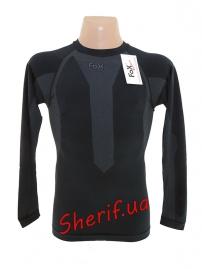 Cпортивная термокофта под одежду Max Fuchs Black