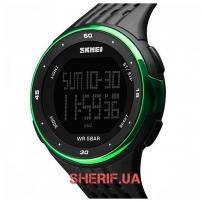 Часы Skmei DG1219 Green BOX