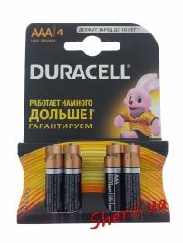 Батарейка DURACELL LR03 MN2400, 1шт 3