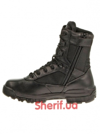 Ботинки Bates 8 Ultra Lite Side Zip Black