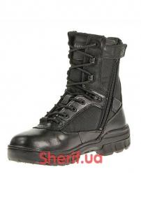 Ботинки Bates 8 Tactical Sport Side Zip Boot Black