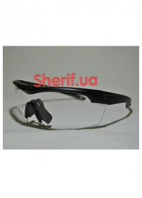 Очки ESS Crosshair Clear Lens Black-5