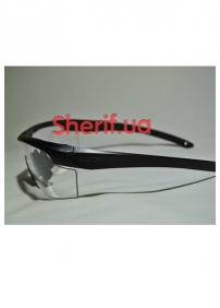 Очки ESS Crosshair Clear Lens Black-6