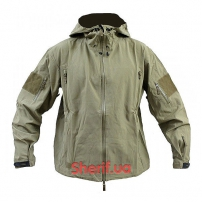 Куртка Emerson TAD Gear Third Tactical Soft Shell Tan