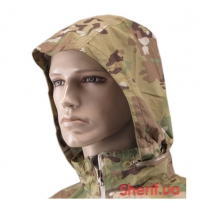 Куртка Emerson Outdoor Light Tactical Soft Shell Jacket Multicam-4
